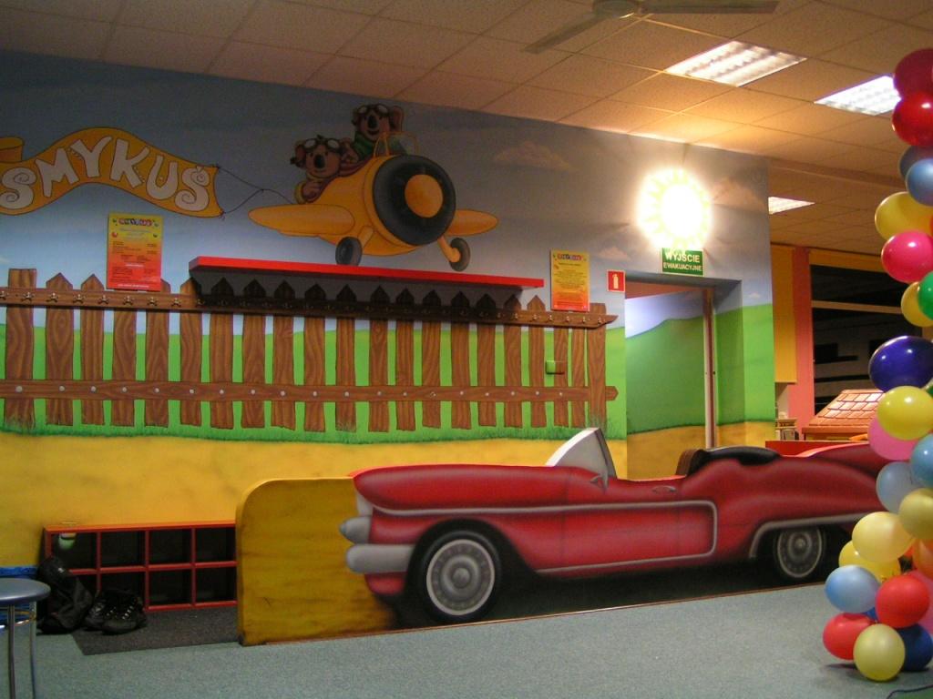 Sale zabaw dla dzieci - Tisar Play